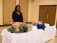 Click to view album: Pastor Leroy Cole's Reception
